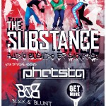 The Substance AUDIO BUSHIDO EP SHOWCASE