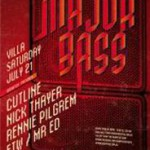 Major Bass @ Villa