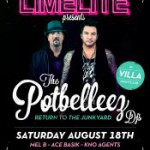 Limelite presents Potbellez DJs