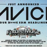 Avicii joins Future Music Festival
